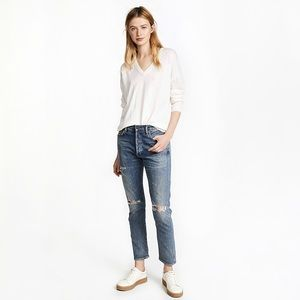 CITIZENS OF HUMANITY Corey Outpost Boyfriend Jeans